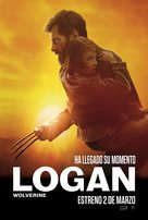Logan - Argentinian Movie Poster (xs thumbnail)