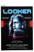 Looker - Belgian Movie Poster (xs thumbnail)