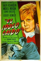 The Fallen Idol - Argentinian Movie Poster (xs thumbnail)
