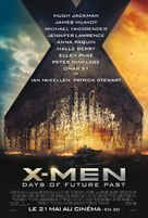 X-Men: Days of Future Past - French Movie Poster (xs thumbnail)