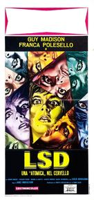 LSD - La droga del secolo - Italian Movie Poster (xs thumbnail)