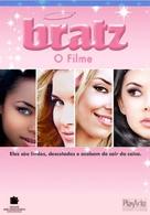 Bratz - Brazilian DVD cover (xs thumbnail)