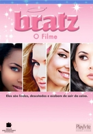 Bratz - Brazilian DVD movie cover (xs thumbnail)