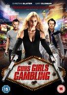 Guns, Girls and Gambling - British DVD cover (xs thumbnail)