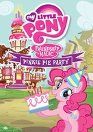 """My Little Pony: Friendship Is Magic"" - Movie Cover (xs thumbnail)"