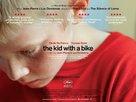 Le gamin au vélo - British Movie Poster (xs thumbnail)