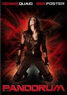 Pandorum - Hungarian Movie Cover (xs thumbnail)