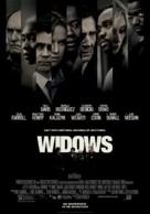 Widows - Dutch Movie Poster (xs thumbnail)