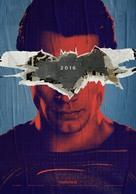Batman v Superman: Dawn of Justice - Spanish Movie Poster (xs thumbnail)