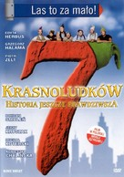 7 Zwerge - Der Wald ist nicht genug - Polish Movie Cover (xs thumbnail)