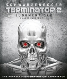 Terminator 2: Judgment Day - Blu-Ray cover (xs thumbnail)
