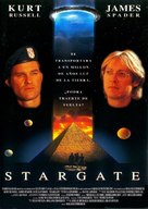Stargate - Spanish Movie Poster (xs thumbnail)