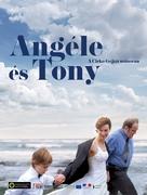Angèle et Tony - Hungarian Movie Poster (xs thumbnail)