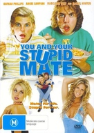 You and Your Stupid Mate - Australian DVD cover (xs thumbnail)