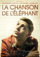 Elephant Song - French Movie Poster (xs thumbnail)