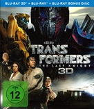 Transformers: The Last Knight - German Movie Cover (xs thumbnail)