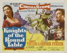 Knights of the Round Table - Movie Poster (xs thumbnail)