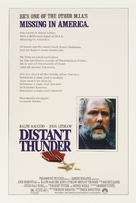 Distant Thunder - poster (xs thumbnail)
