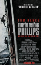 Captain Phillips - Vietnamese Movie Poster (xs thumbnail)