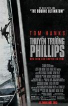 Captain Phillips - Vietnamese Movie Poster (xs thumbnail)