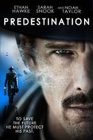 Predestination - DVD cover (xs thumbnail)