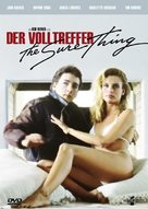 The Sure Thing - Swiss DVD cover (xs thumbnail)