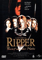 Ripper - German DVD movie cover (xs thumbnail)