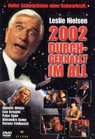 2001: A Space Travesty - German DVD cover (xs thumbnail)