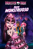 Monster High: Why Do Ghouls Fall in Love? - Argentinian Movie Cover (xs thumbnail)