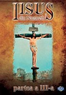 """Jesus of Nazareth"" - Romanian Movie Cover (xs thumbnail)"