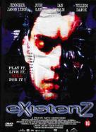 eXistenZ - Dutch DVD cover (xs thumbnail)