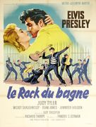 Jailhouse Rock - French Movie Poster (xs thumbnail)
