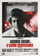 The Terminal Man - Italian Movie Poster (xs thumbnail)