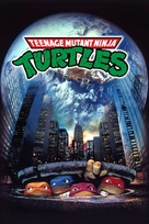 Teenage Mutant Ninja Turtles - DVD movie cover (xs thumbnail)
