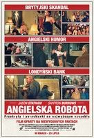 The Bank Job - Polish Movie Poster (xs thumbnail)