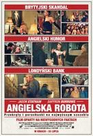 The Bank Job - Polish Movie Poster (xs thumbnail)
