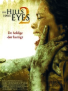 The Hills Have Eyes 2 - Danish Movie Poster (xs thumbnail)