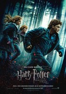 Harry Potter and the Deathly Hallows: Part I - German Movie Poster (xs thumbnail)