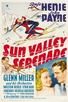 Sun Valley Serenade - Movie Poster (xs thumbnail)