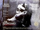The Bodyguard - British Movie Poster (xs thumbnail)