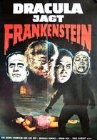 Los monstruos del terror - German Movie Poster (xs thumbnail)