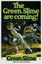 The Green Slime - Movie Poster (xs thumbnail)