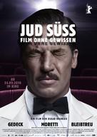 Jud Süss - Film ohne Gewissen - Austrian Movie Poster (xs thumbnail)