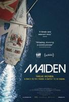 Maiden - British Movie Poster (xs thumbnail)