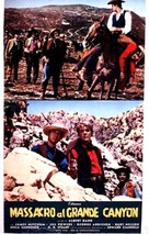Massacro al Grande Canyon - Italian Movie Poster (xs thumbnail)
