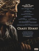 Crazy Heart - For your consideration movie poster (xs thumbnail)