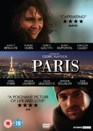 Paris - British Movie Cover (xs thumbnail)