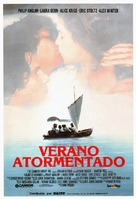 Haunted Summer - Spanish Movie Poster (xs thumbnail)
