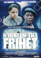 The Shawshank Redemption - Swedish Movie Poster (xs thumbnail)