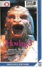 Howling III - Norwegian Movie Cover (xs thumbnail)